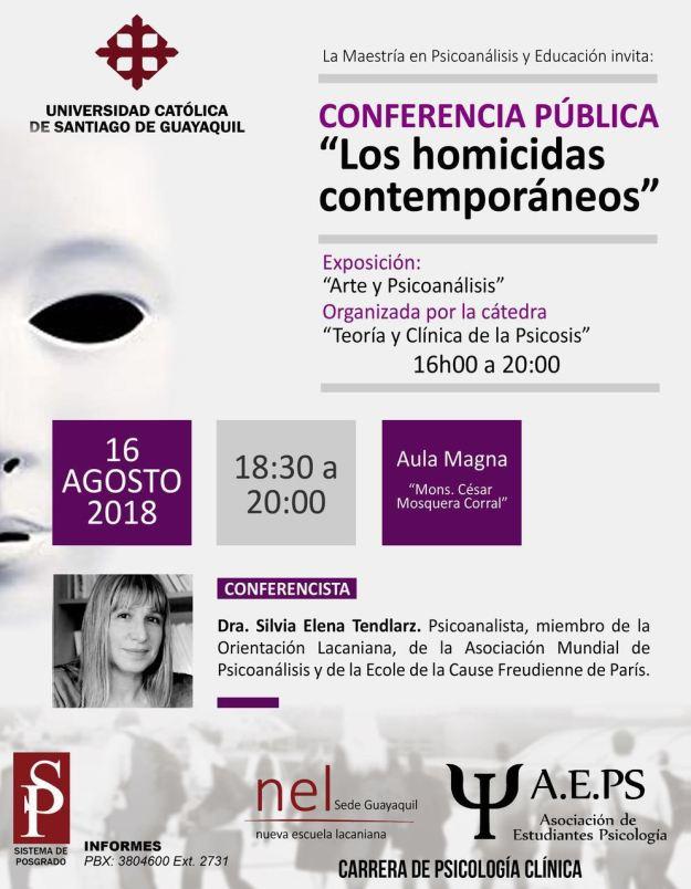 Conferencia pública